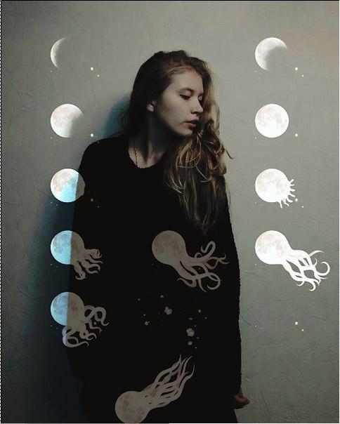 #moon #tumblr