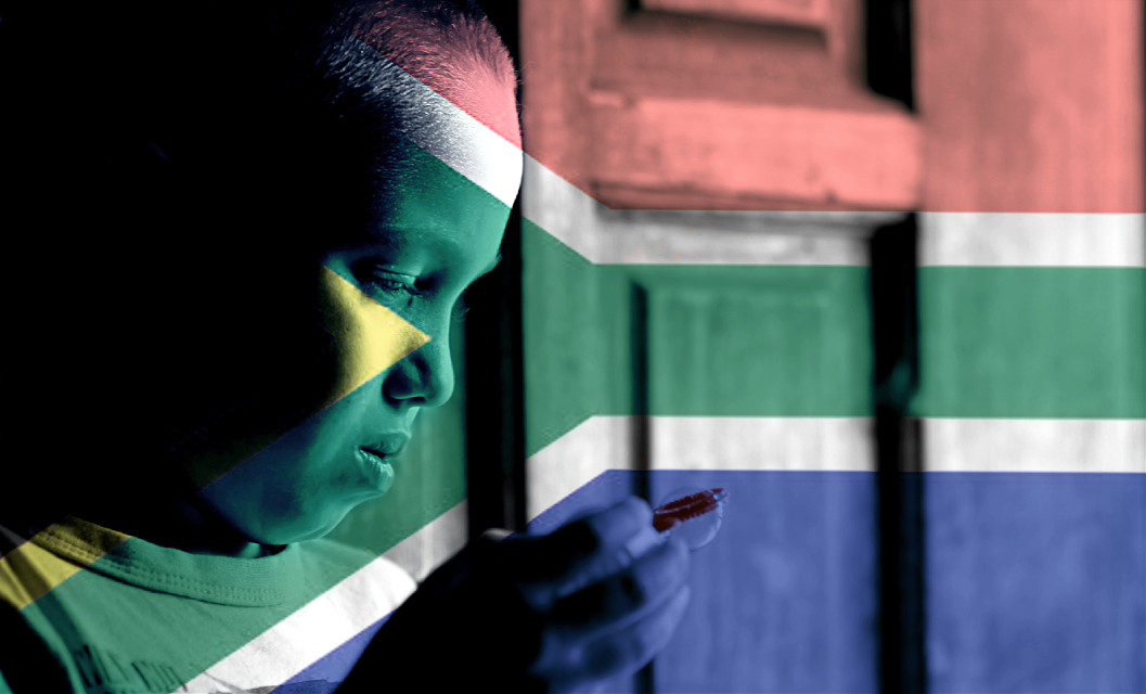 #NationalColors #southafrica