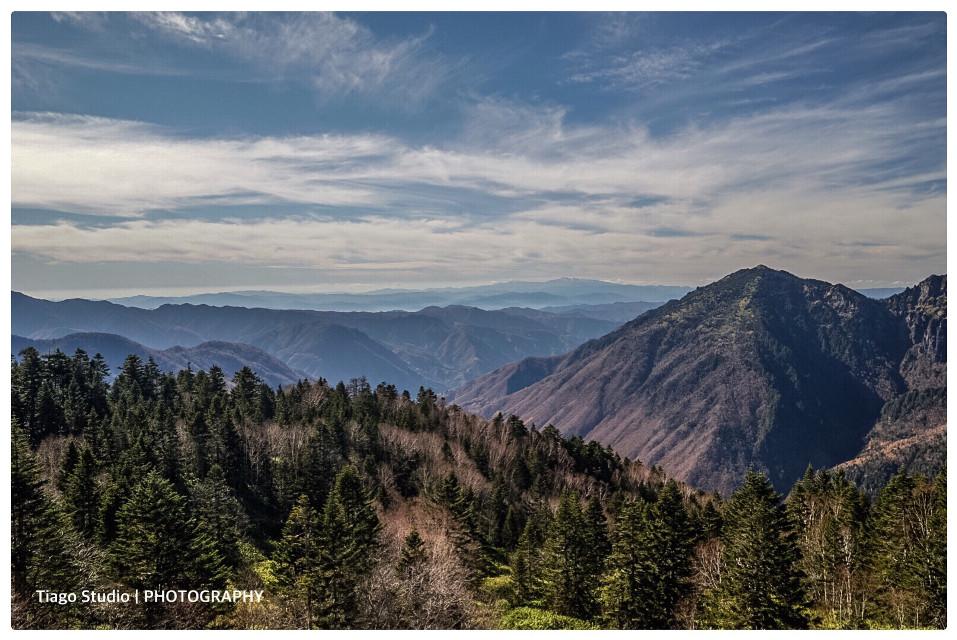 #art #interesting #travel #japan #nagoya #sky #mountain #trees #nature #photography #tiagostudio