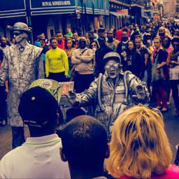 street music popart people travel