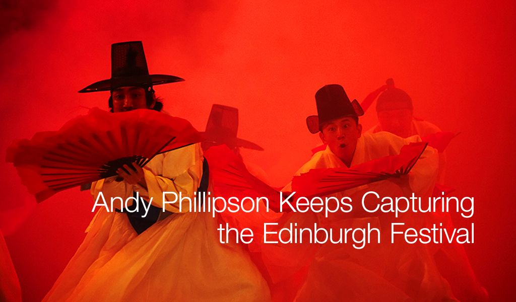Festival Photography Edinburgh