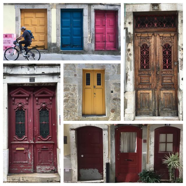Las puertas del Camino