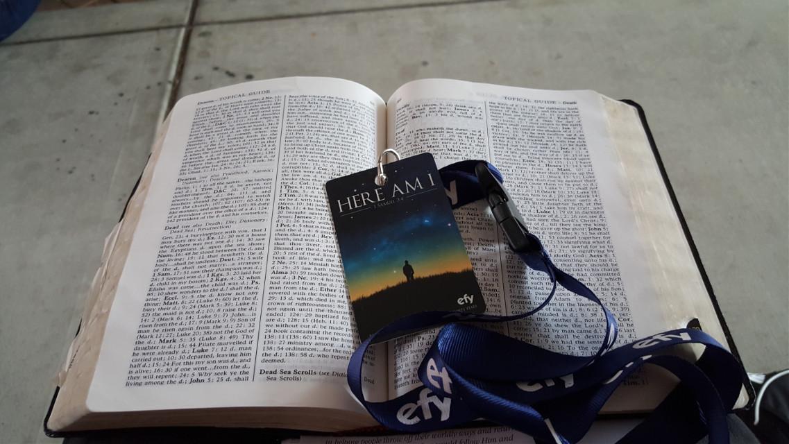 EFY #Bible
