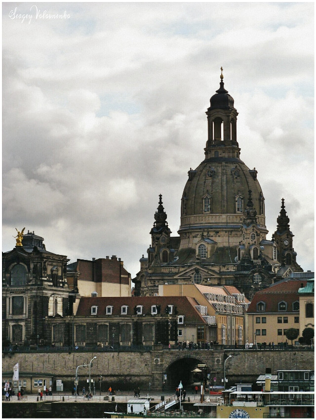 #photography #travel  #clouds Dresden