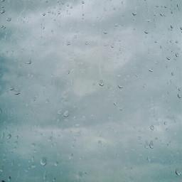 photography darkclouds raindrops windowglass mywindowview