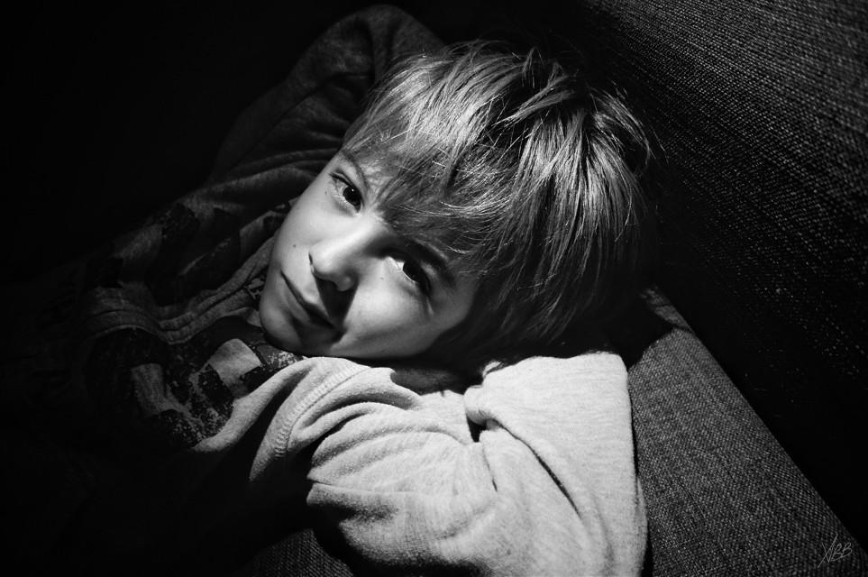 #LOUIS #mylove #black&white #monochrome #portrait #love #2015