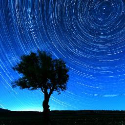 interesting art nature sky night