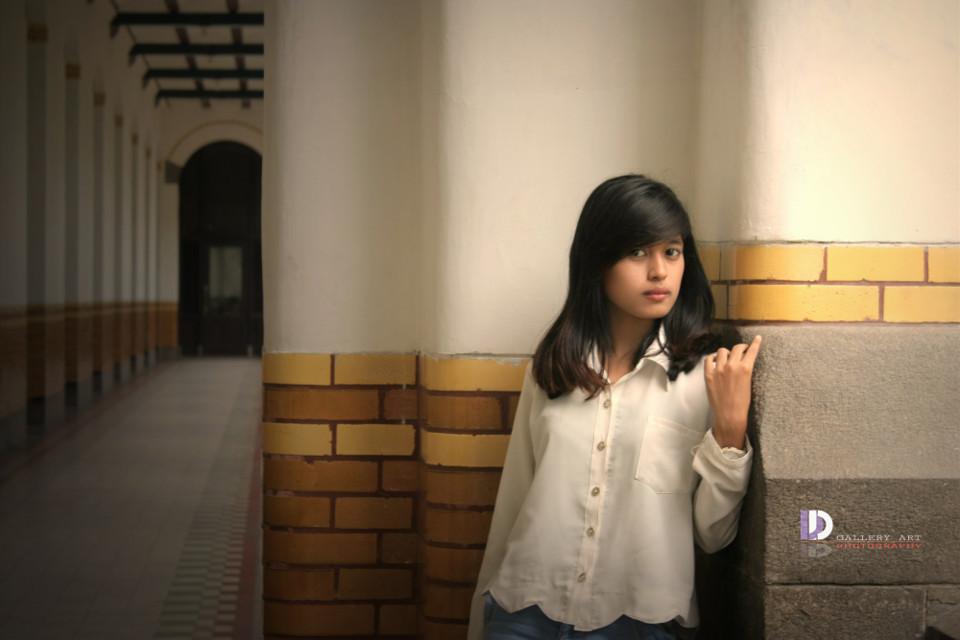 True beauty girl Indonesia  #people #cute