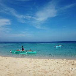 beach travel photography