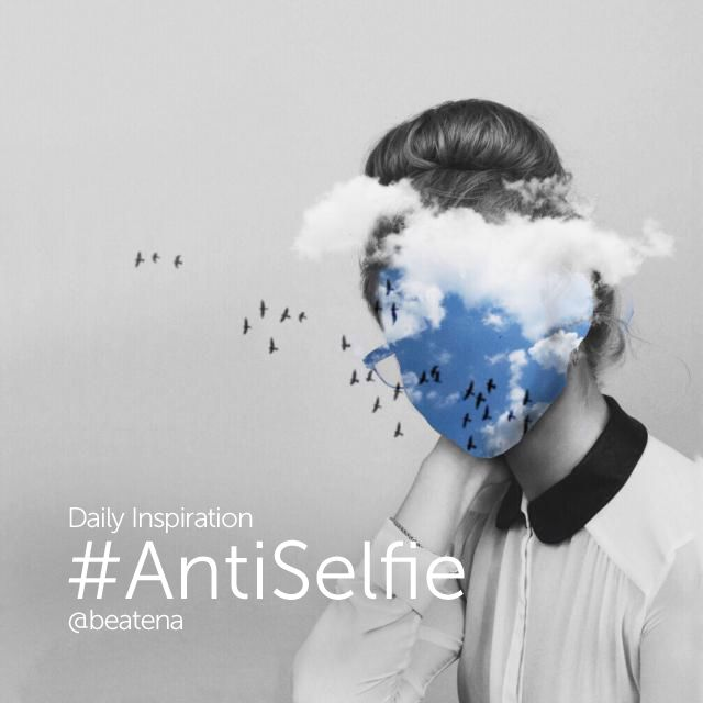 anti selfie photo trend