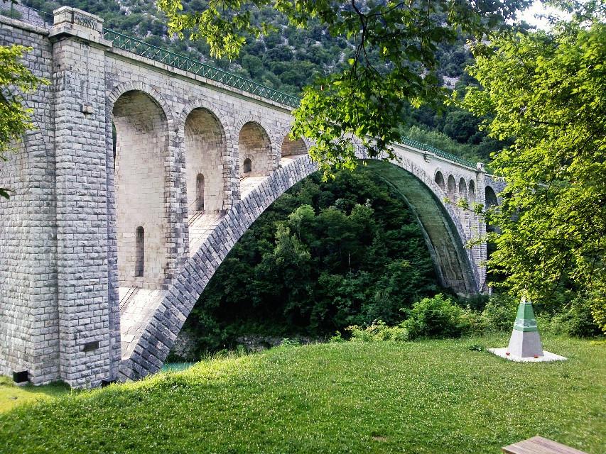 #slovenia  #summer  #solkan  #bridge