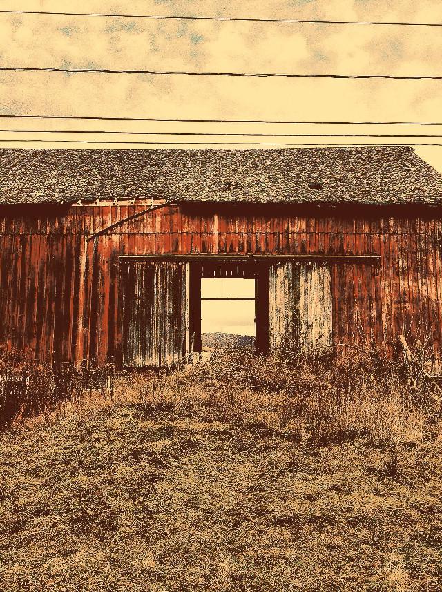 Barn #photography