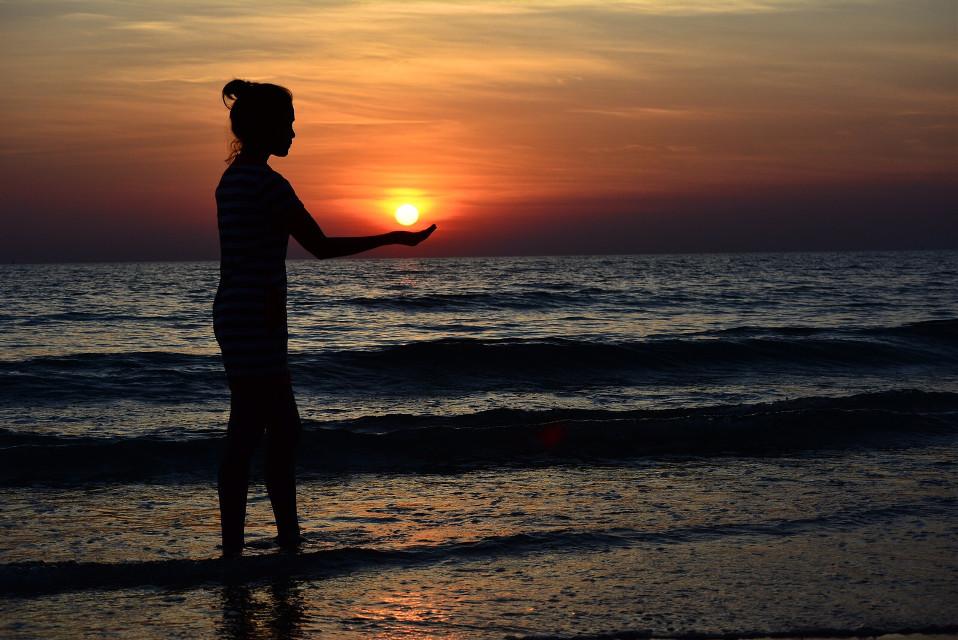 #beach  #sun  #people #colorful