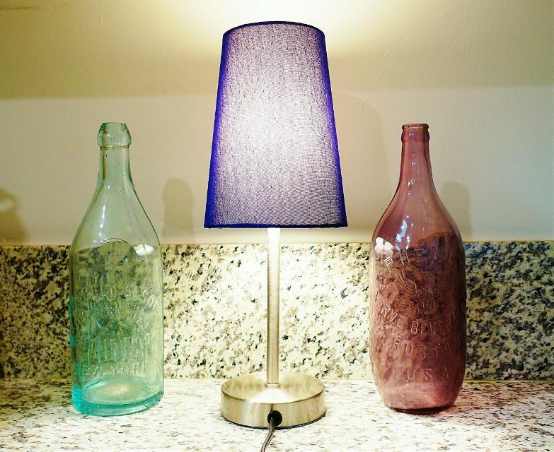 #still life  #lamp  #bottles   #photography