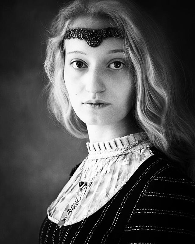 Portrait #woman #russiangirl #pretty