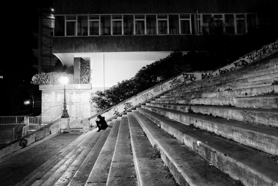 Rome. Black&white. #rome #street #blackandwhite #black&white #streetphotography #roma