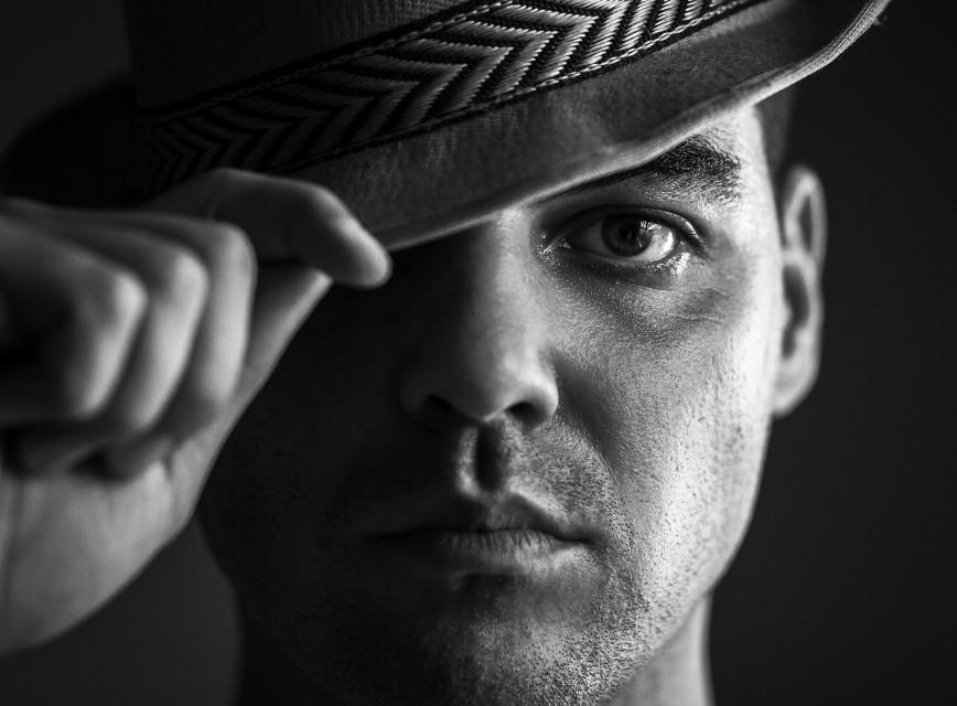Self portrait....  #blackandwhite #emotions #people #photography