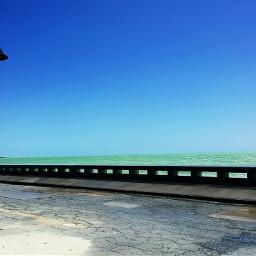 colorsplash blue ocean travel photography