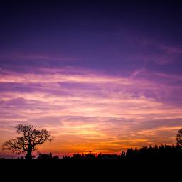 sunset farbenspiel editedwithlightroom lightroom love freetoedit
