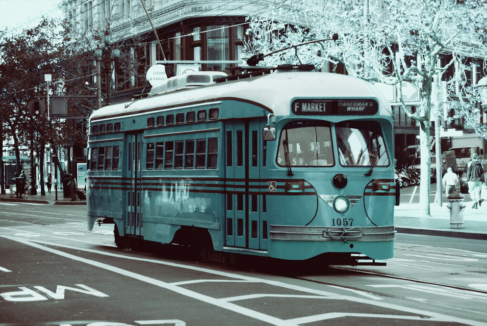 #photography #vintageivoryeffect #sanfrancisco #street