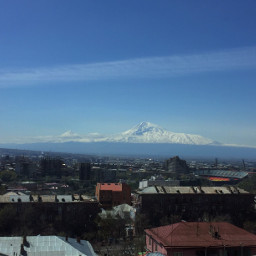 freetoedit mountararat mountain beautifulday aua