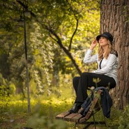 bokeh emotions freetoedit nature people