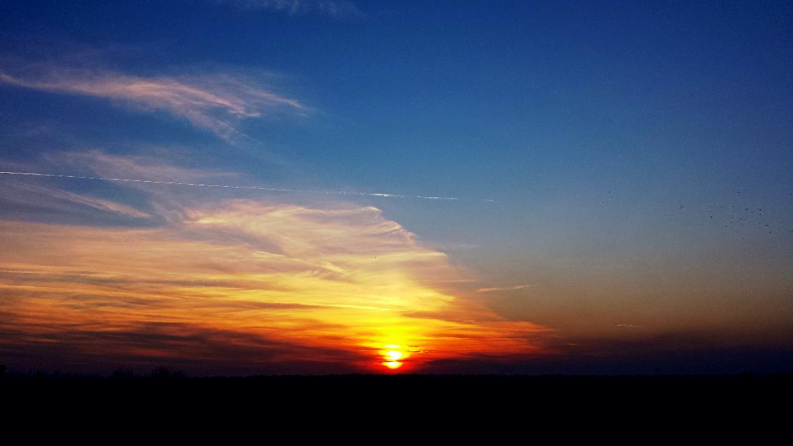#Clouds #Sunset #FreeToEdit