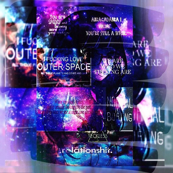 Galaxy Quotes Galaxy Quotes And Girl Anime Quotes Galaxy Galaxyedit G.