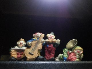wppjazz ceramics clown mini figurine freetoedit