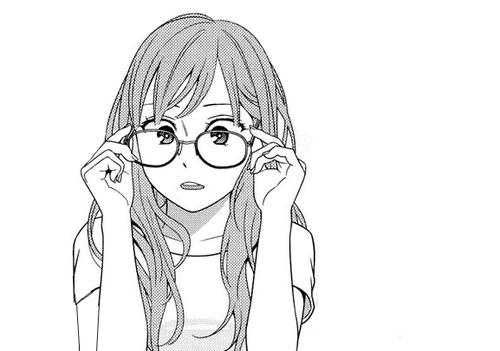 Lol This Me When I'm Bored 😂😂 Manga Girl Kawaii Gla