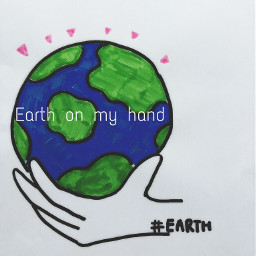 wapearthinhands earthday