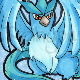 art articuno pokemon pokemoncards drawing