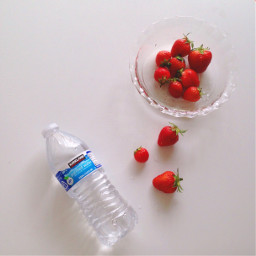 strawberrys water costco sunday strawberry