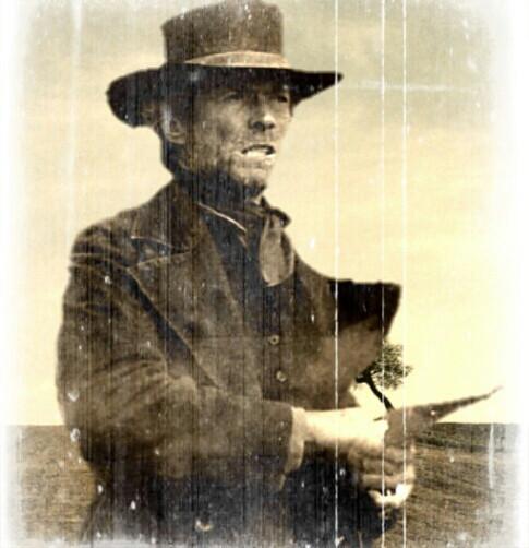 #FreeToEdit #edit #western BG Picsart.com Clint Eastwood from Old West Wallpaper app. Edited on @picsart #clinteastwood #oldwest #gunfighter #spaghettiwestern #hangemhigh #highplainsdrifter #palerider #vintage #interesting #cute #emotions #people #photography #sepia #vintage
