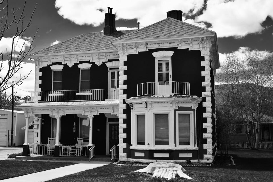 Post Toastie #architecture#blackandwhite#TommyBolin#freetoedit